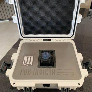 Invicta Limited Edition Jason Taylor Watch